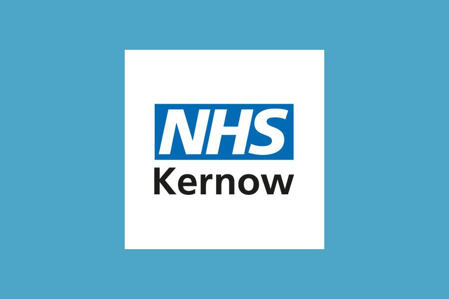 NHS Kernow logo