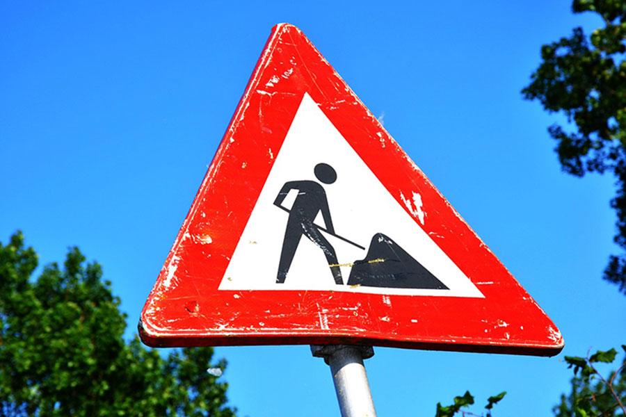 Road Works SeaDog IT - https://seadog.it - Digital Strategy Solutions
