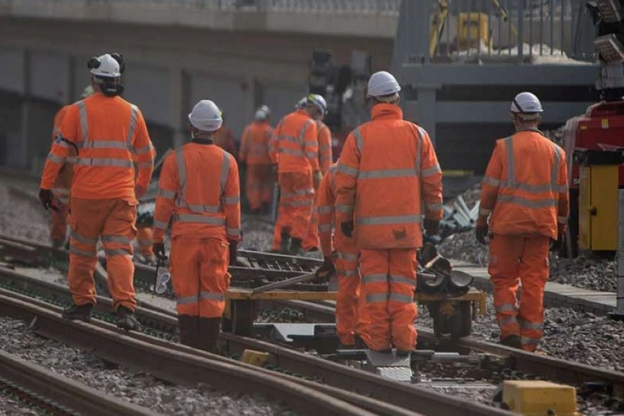 Photograph courtesy of Network Rail