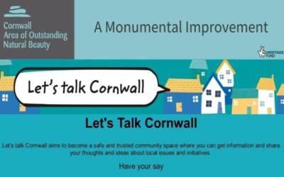 Cornwall AONB Latest News