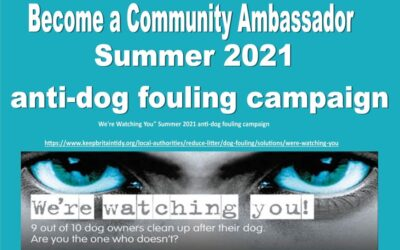 Anti dog fouling
