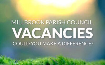 Millbrook Parish Council vacancies