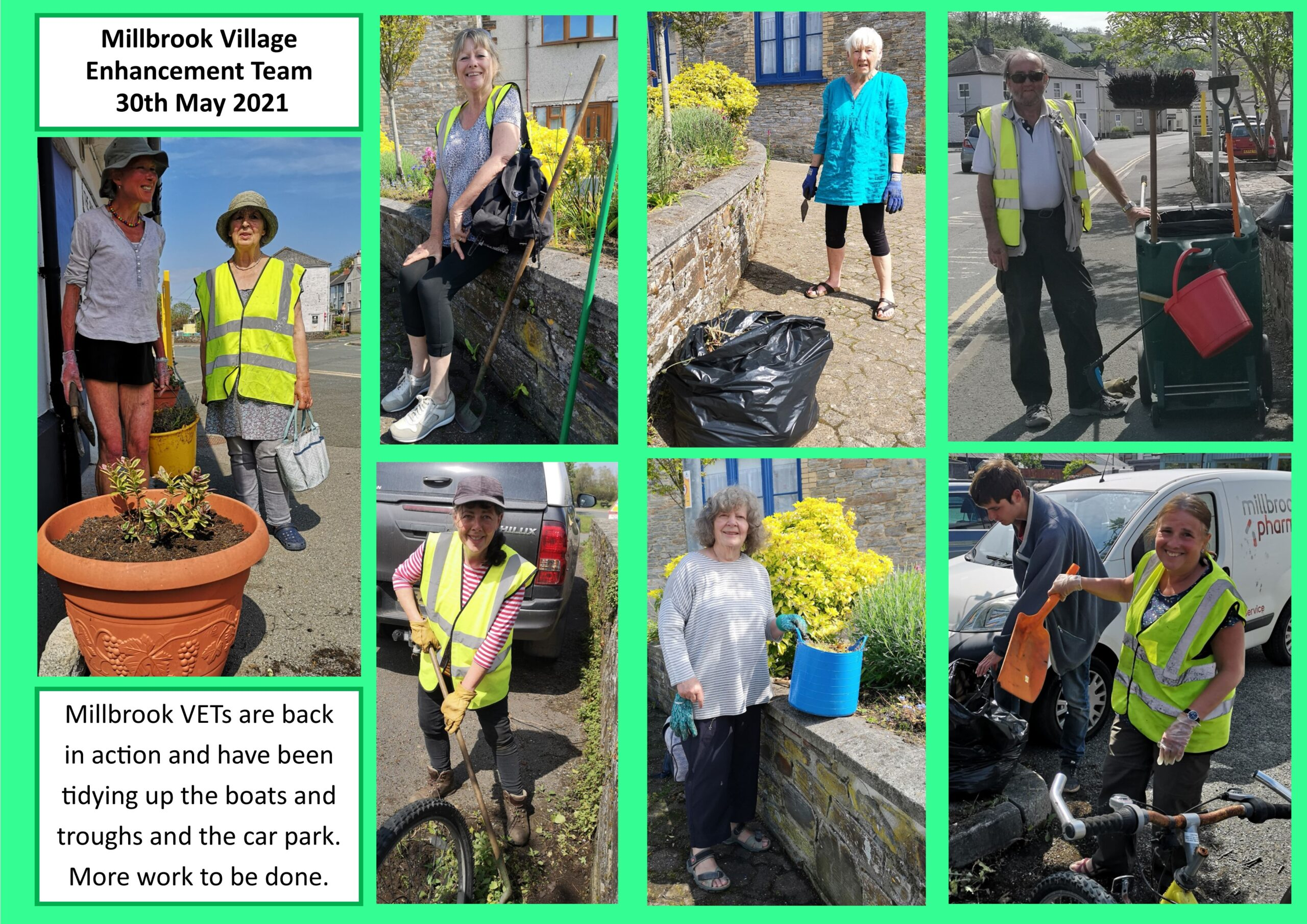 Millbrook Village Enhancement Team